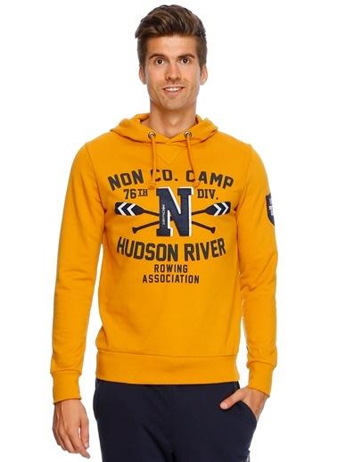 Sweatshirt-North Of Navy